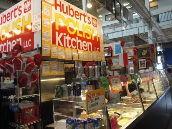 Hubert S Polish Kitchen Menu