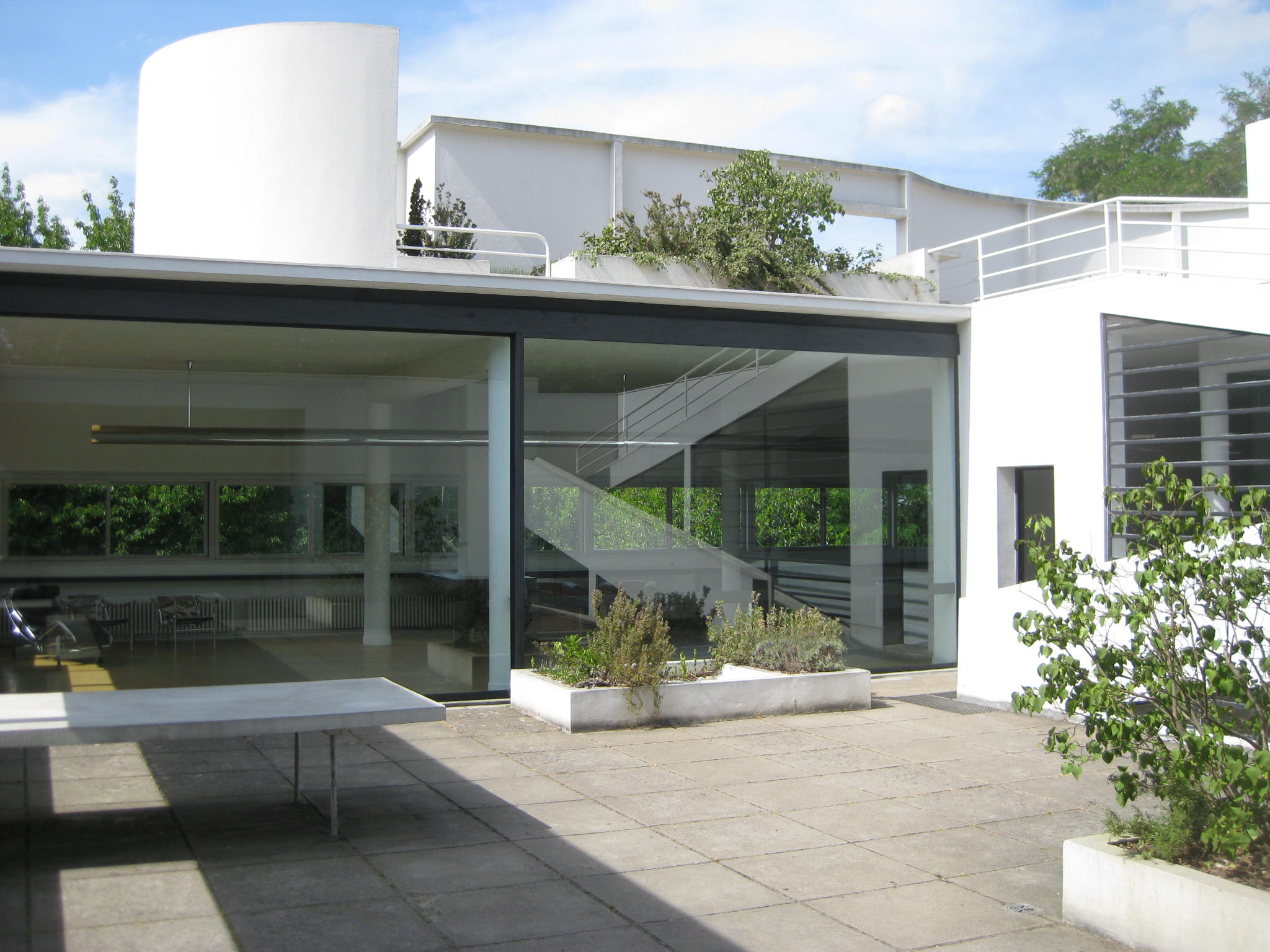 Villa Savoye - Wikipedia