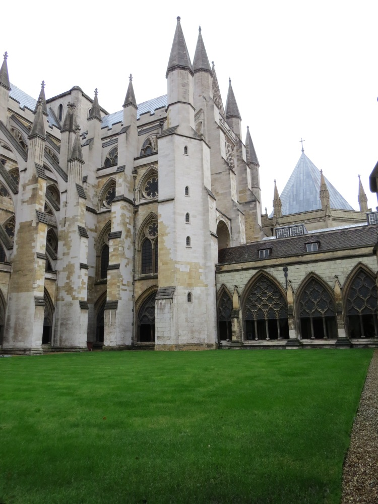 Westminster Abbey (2/2)