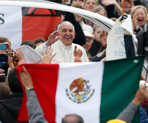 pope-mexico