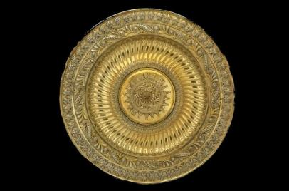 ashanti20gold20dish20late2019th20century