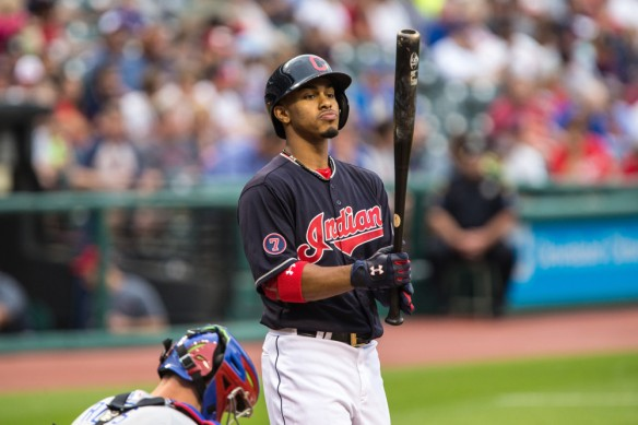 MLB: JUN 17 Cubs at Indians